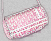 my pink monogram bag
