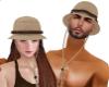 TF* Bucket Hat Couples
