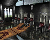 Furnished Throne Room
