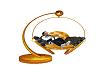 golden cuddle swing