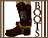 Steam Punk Fem Boots v3