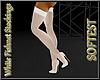 White Fishnets & Heels