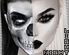 !N Skull Lashes+Eyes+Brw