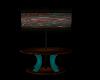 Xxx~End Table with Lamp