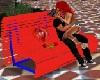posa panchina i love you