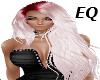 EQ Margot pink ombre