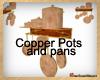 Copper pots&pans