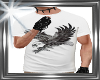 ! T-shirt with  eagle.