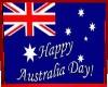 HAPPY AUSTRALIA DAY SIGN