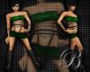 [B]androgynous emerald