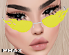 Fire Shades | Yellow