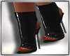 Black Jean Boots RL