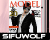 SW|Model Mag Cover