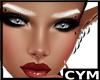 Cym Elf Guardian Head