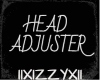 IIX* Head Adjuster