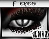 ]Akiz[ Grey Cateyes F