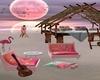 Romantic Flamingo Island