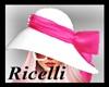 Dior white hat