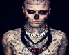 Zombie Boy ~ Tatto full