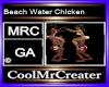 Beach Water Chicken