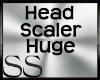 *SS Huge Head Scaler