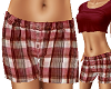 TF* Red Boxer Shorts