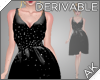 ~AK~ Diamond Wrap Dress