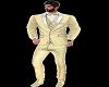 Gold Wedding Suit