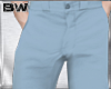 Blue Pastel Trousers Mk
