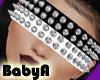 ! BA BW Spike Mask