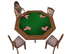 Animated Poker Table