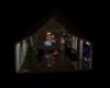 Cosy Christmas Attic