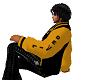 Poe's jacket yellow