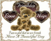 Friends 4ever teddyBear