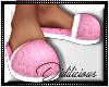 !D! PJ Slippers Pink