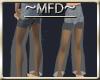 MFD Baggy Pants (F)