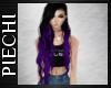 ~P: Ayana Blk-purple