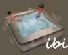 ibi Beachglass Spa Tub