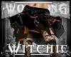 WS ~ Witchy Goth Orange
