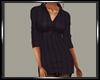 [SD] Sweater Dress Purp