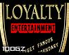 |gz| Loyalty Ent Cst M