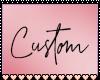Sinny Custom