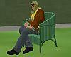 lloyd loom pilots chair