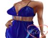 Latex Chain Blue