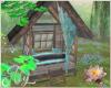 Water Lilies Pond Hut