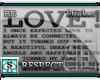 [BE] Love! BLK TXT