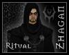 [Z] Ritual Cape black