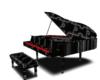 Piano w/ a Radio