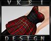 V' +A Punk Dress+