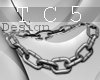 Chained chocker